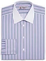 Turnbull & Asser Stripe French Cuff Classic Fit Dress Shirt - 100% Exclusive