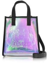 Kenzo Transaparent Mini Tiger Tote Bag