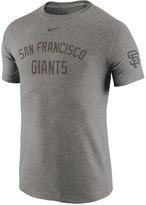 Nike Men's San Francisco Giants Tri-Blend DNA T-Shirt