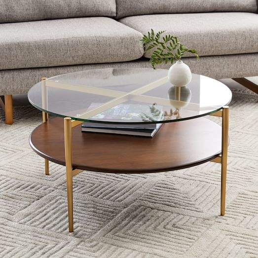 glass display coffee table shopstyle rh shopstyle com