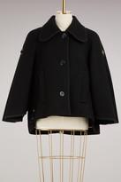 Chloé Wool cape jacket