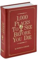 Graphic Image 1,000 Places to Go Book