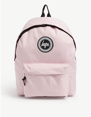 Hype Embroidered logo backpack
