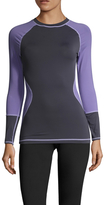 Lightweight Compression Long Sleeve Top