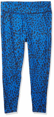 Fit for Me by Fruit of The Loom Women's Plus Size Active Printed Legging