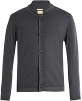 Massimo Alba Scoop shawl-collar cashmere cardigan