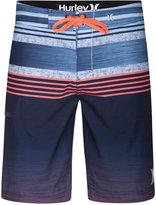 """Hurley Men's Ortega Stripe 21"""" Boardshorts"""