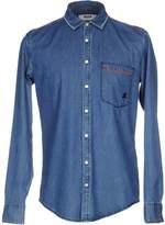 MSGM Denim shirts - Item 42556837