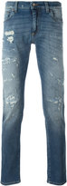 Dolce & Gabbana distressed jeans - men - Cotton/Spandex/Elastane - 44