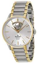 Edox Les Vauberts Automatic Men's Automatic Watch 85011-357J-AID