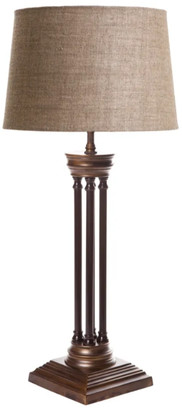 Emac & Lawton Hudson Table Lamp Florentine Bronze