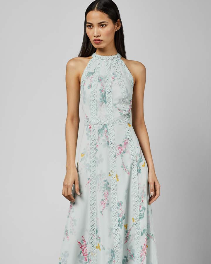 3fb5c9df932 Ted Baker Print Maxi Dress - ShopStyle UK