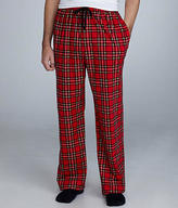 Tommy Hilfiger Cozy Fleece Woven Pajama Pants
