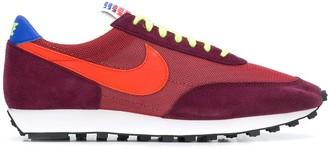 Nike suede panel sneakers