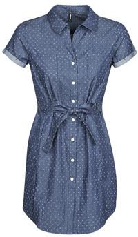 Smash Wear CELINDA women's Dress in Blue