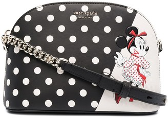 Kate Spade x Disney Minnie Mouse small dome crossbody
