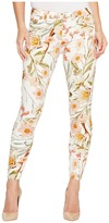 7 For All Mankind The Ankle Skinny Jeans in Tropical Print Women's Jeans