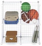 Whitmor 6071-1723 4 Storage Cubes