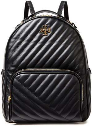 Tory Burch Kira Quilted Leather Backpack