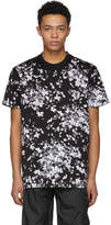 Givenchy Black Hydrangea T-Shirt