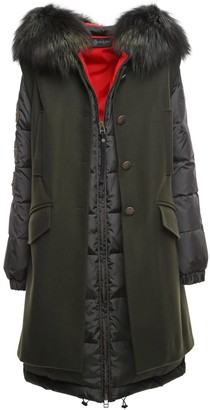 Mr & Mrs Italy Bicolor Double Coat