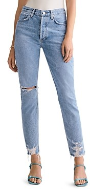 AGOLDE Adyllic Jamie Ripped Jeans