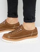 Grenson Inigo Suede Monkey Shoes