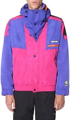 MSGM Contrast Colour Jacket