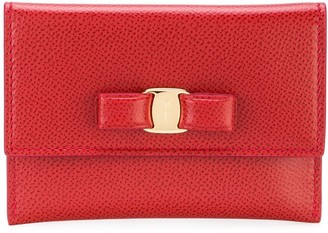Salvatore Ferragamo Vara card case