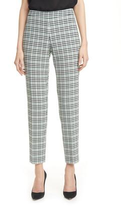 BOSS Tiluna Side Zip Crop Pants