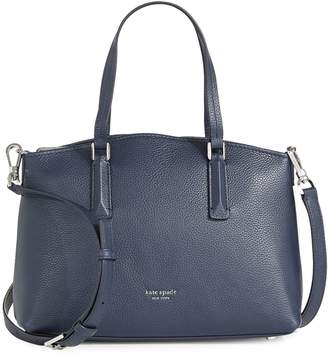 Kate Spade Abbott Small Leather Satchel