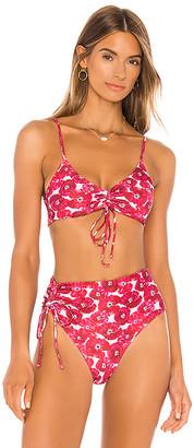Juillet Emerson Bikini Top