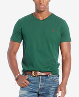 Polo Ralph Lauren Men's Relaxed-Fit Jersey V-Neck T-Shirt