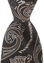 Murano Neon Paisley Traditional Silk Tie