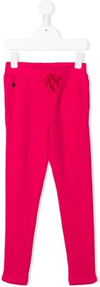 Ralph Lauren Kids drawstring trousers