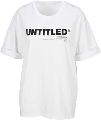 Neil Barrett Untitled Print T-shirt