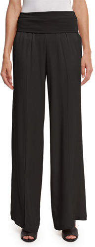 ATM Anthony Thomas Melillo Wide-Leg Yoga Pants