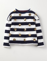 Boden Sparkly Party T-Shirt