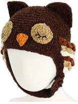 San Diego Hat Company Kids - DL2428 Knit Owl Knit Hats