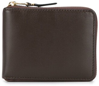 Comme des Garcons Large Brown Wallet