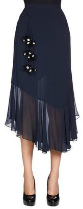 Figue 3/4 length skirt