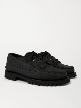 Yuketen Angler Moc Nubuck Boat Shoes