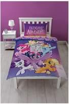 My Little Pony Movie Adventure Single Duvet Cover Set