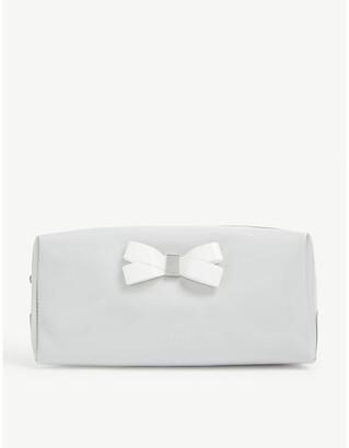 Ted Baker Cahira bow detail wash bag