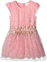 Pumpkin Patch Girl's Tulle Sequin Dress