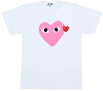 Comme des Garcons Double Heart T-Shirt