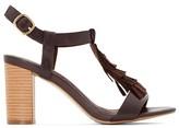 Anne Weyburn Leather Sandals