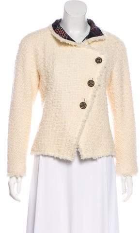 Chanel Paris-Edinburgh Bouclé Jacket
