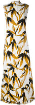 Marni printed maxi dress - women - Viscose - 40
