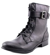 Style&Co. Style & Co Ricky Round Toe Leather Ankle Boot.
